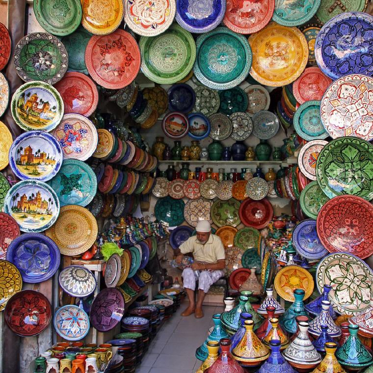 Marrakech, Morocco, 25 Best Destinations in the world 2018, Photo credit: Monica Volpin