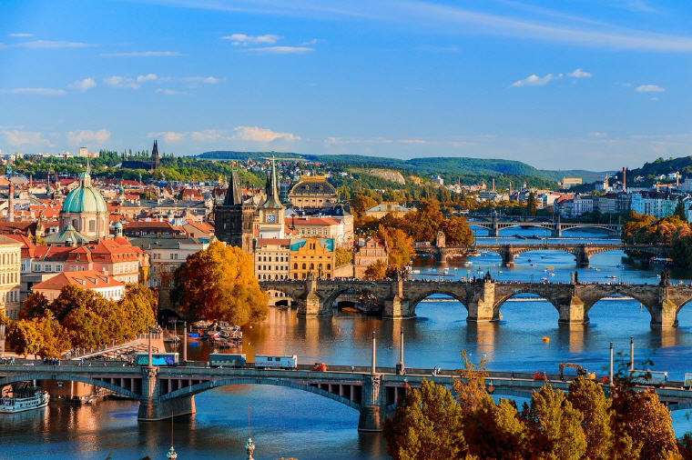 Prague, Czech Republic, 25 Top Destinations in the world 2018, Photo credit: Jan Blanicky