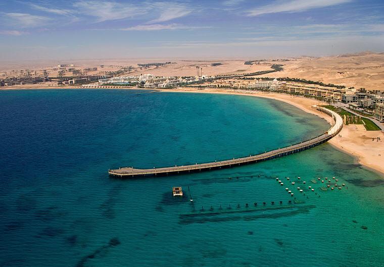 Sahl Hasheesh Bay, Hurghada, Egypt, 25 best rated destinations in the world 2018, Photo credit: Joshfdrake, Wikipedia