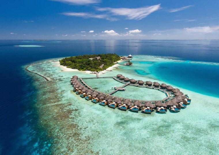 Baros Maldives, Baros Island, Maldives, 25 Top Romantic Hotels 2018