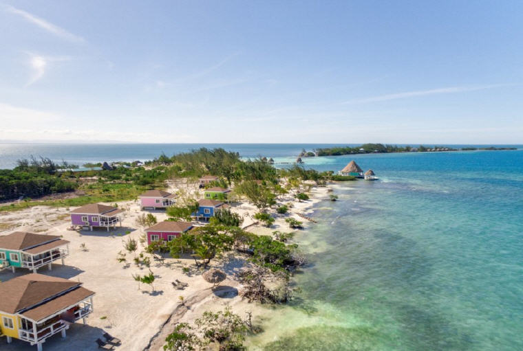 Coco Plum Island Resort, Coco Plum Cay, Belize Cayes, Photo at TripAdvisor