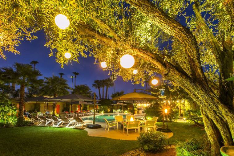 Desert Riviera Hotel, Palm Springs, California, Top 25 Romantic Hotels 2018