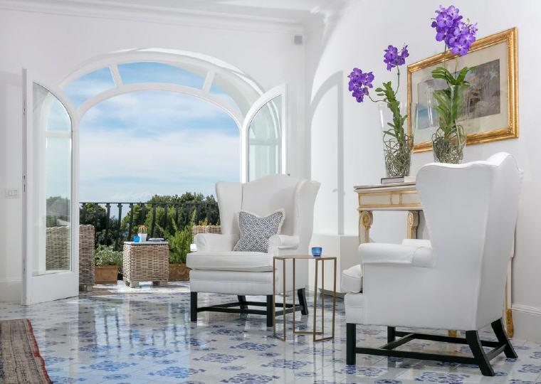 Hotel La Minerva, Capri, Italy, 25 Top Romantic Hotels world 2018