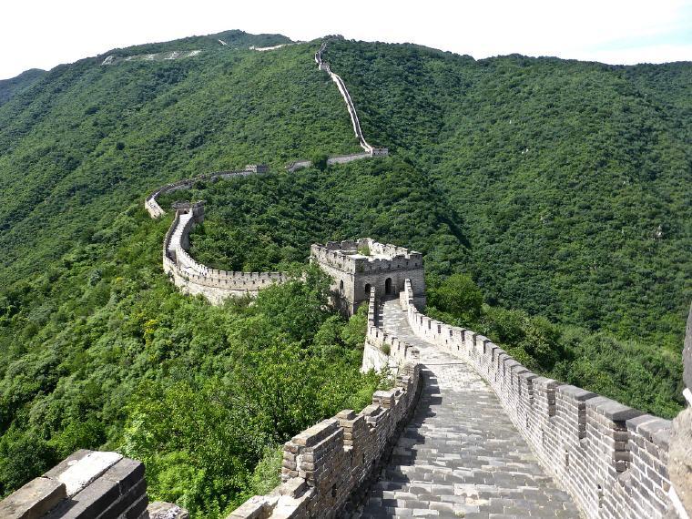 Mutianyu Great Wall, Beijing, China, 25 top landmarks world 2018, Photo credit: Siggy Nowak