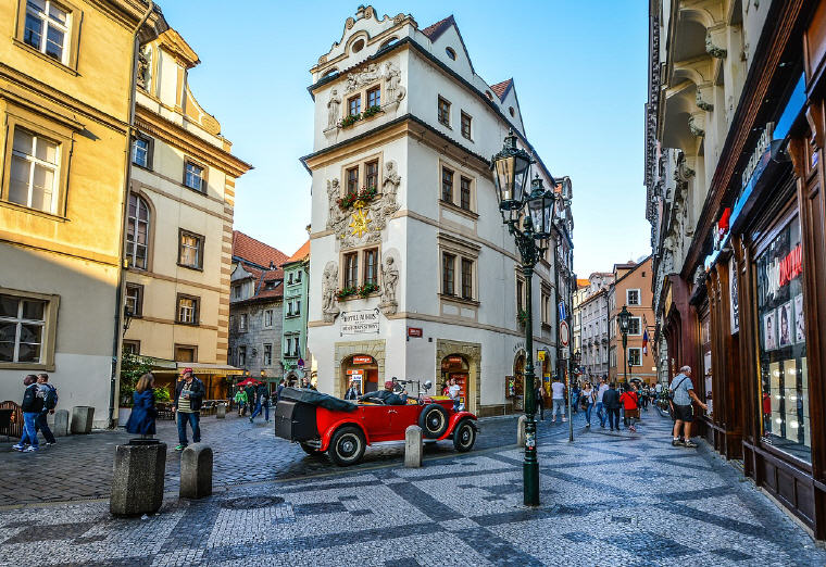 Old Town Square, Prague, Czech Republic, 25 top landmarks world 2018, Photo credit: Kirk Fisher