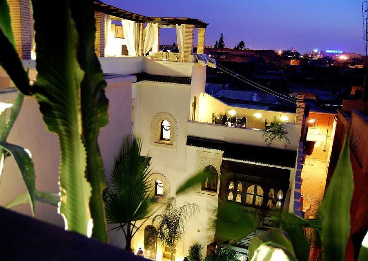 Riad Kheirredine, Marrakech, Morocco, Top 25 Romantic Hotels 2018
