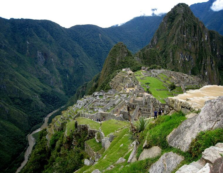 Santuario Historico de Machu Picchu, Machu Picchu, Peru, Photo credit: Dharmadatta