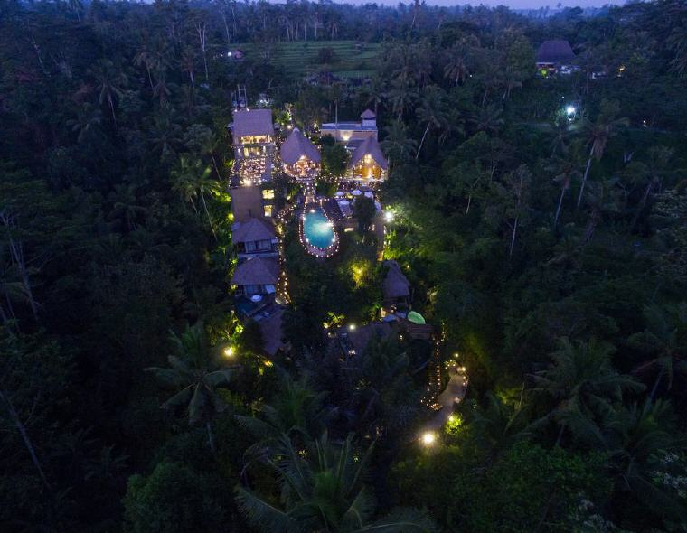 The Kayon Resort, Ubud, Indonesia, Top 25 Romantic Hotels 2018
