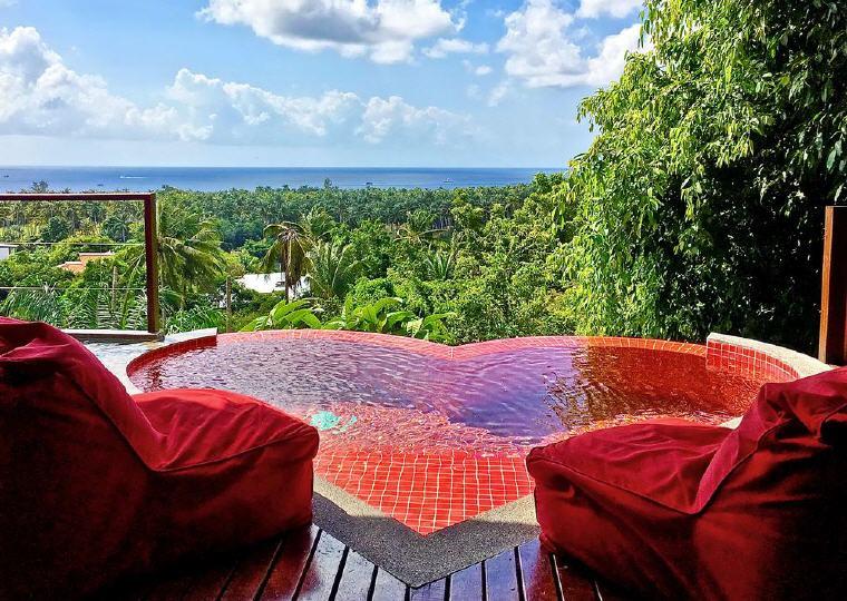 The Place Luxury Boutique Villas, Koh Tao, Surat Thani Province, 25 Top Romantic Hotels 2018