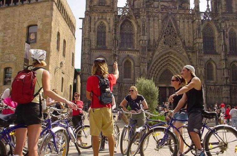 Barcelona Half-Day Bike Tour, Photo credit: TripAdvisor