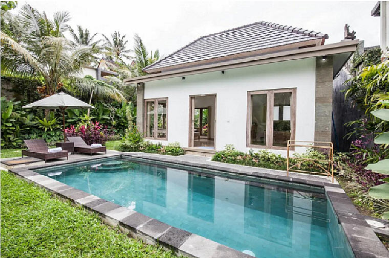 Agung Romantic Hideaway Villa, 10 beautiful villas in Bali under SGD 100