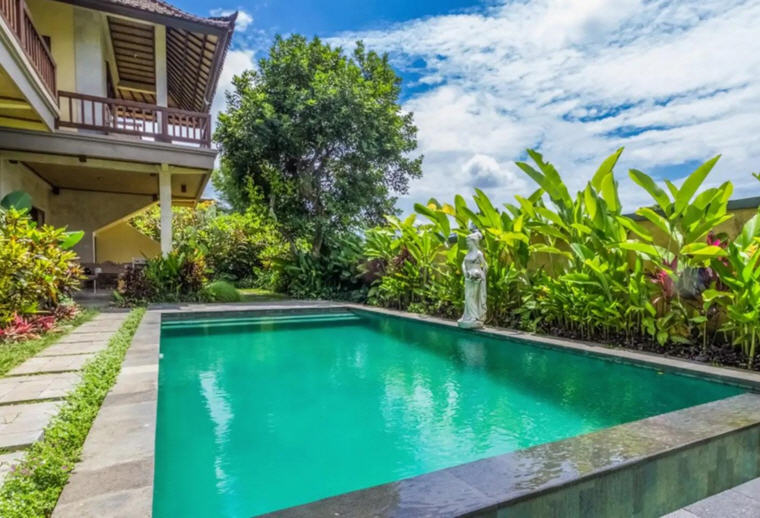 Dayuh Ubud Green, 10 beautiful villas in Bali under SGD 100