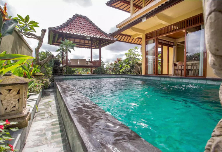 Jepun Putih Private Villa, 10 beautiful villas in Bali under SGD 100