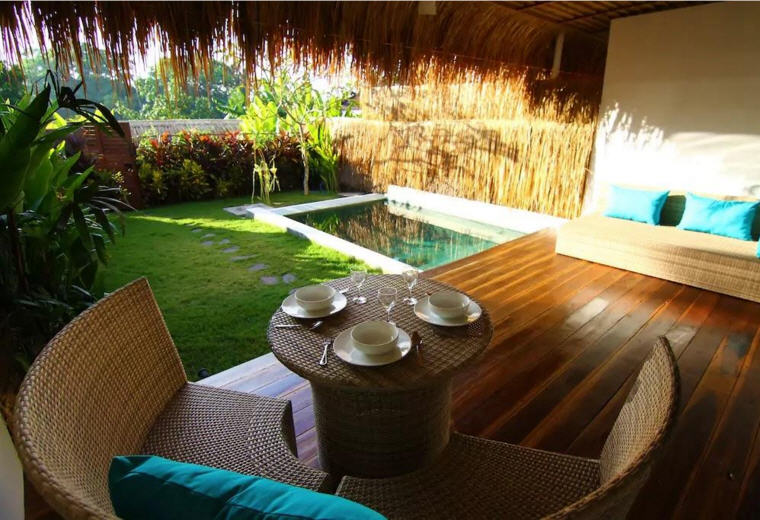 Tropical Suite Villa, 10 beautiful villas in Bali under SGD 100