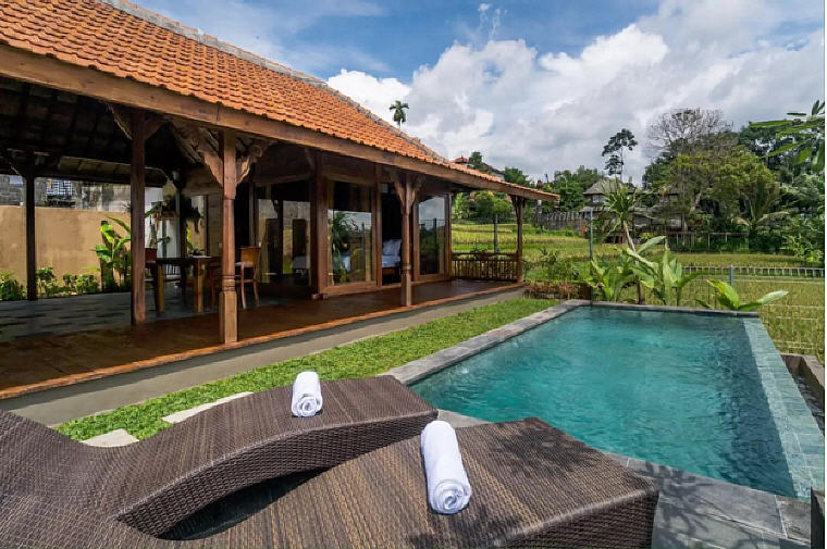 Wiswarani Villas, 10 Beautiful Villas in Bali under SGD 100
