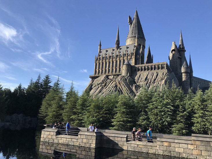 Harry Potter Studio, Universal Studio Osaka, 6 Days 5 Nights Osaka, Kyoto and Tokyo Trip