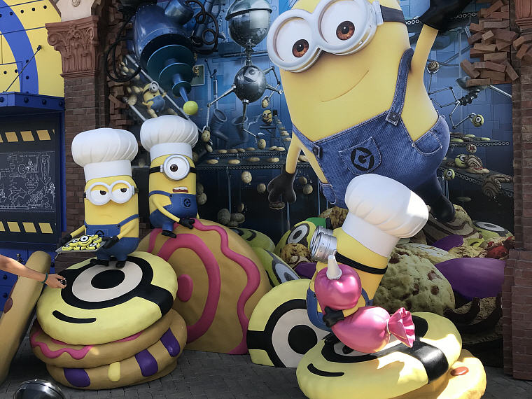 Instagrammable Minions Moment, 6 Days 5 Nights Osaka, Kyoto and Tokyo Trip