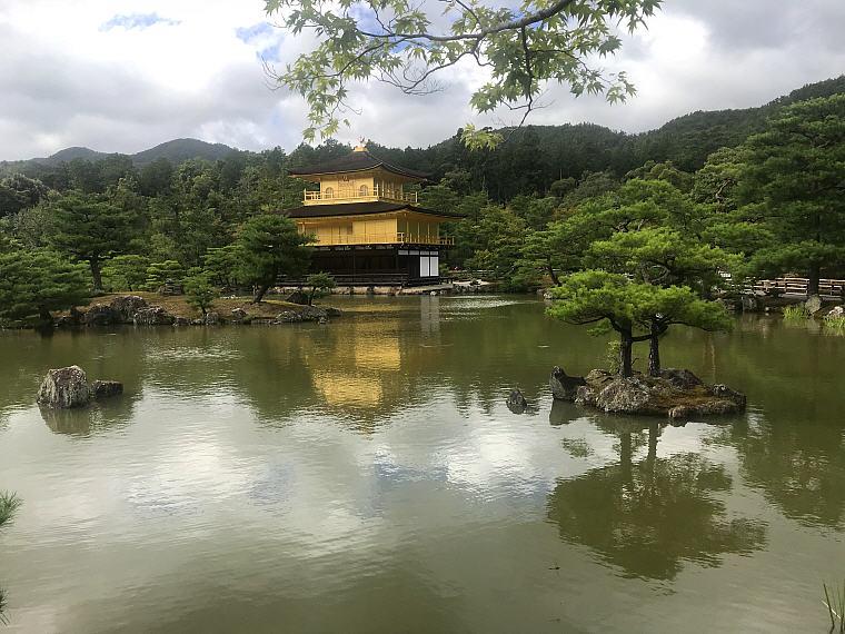 Kinkakuji (Golden Pavilion), Kyoto, 6 Days 5 Nights Osaka, Kyoto and Tokyo Trip