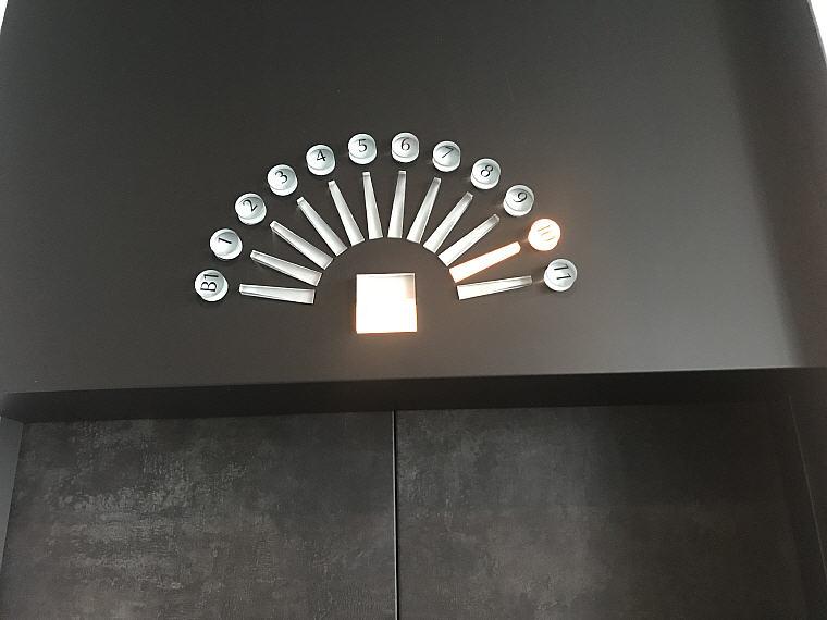 Lift, MOXY Osaka Honmachi