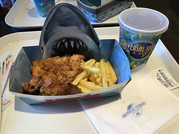 Lunch, Universal Studio Osaka, 6 Days 5 Nights Osaka, Kyoto and Tokyo Trip