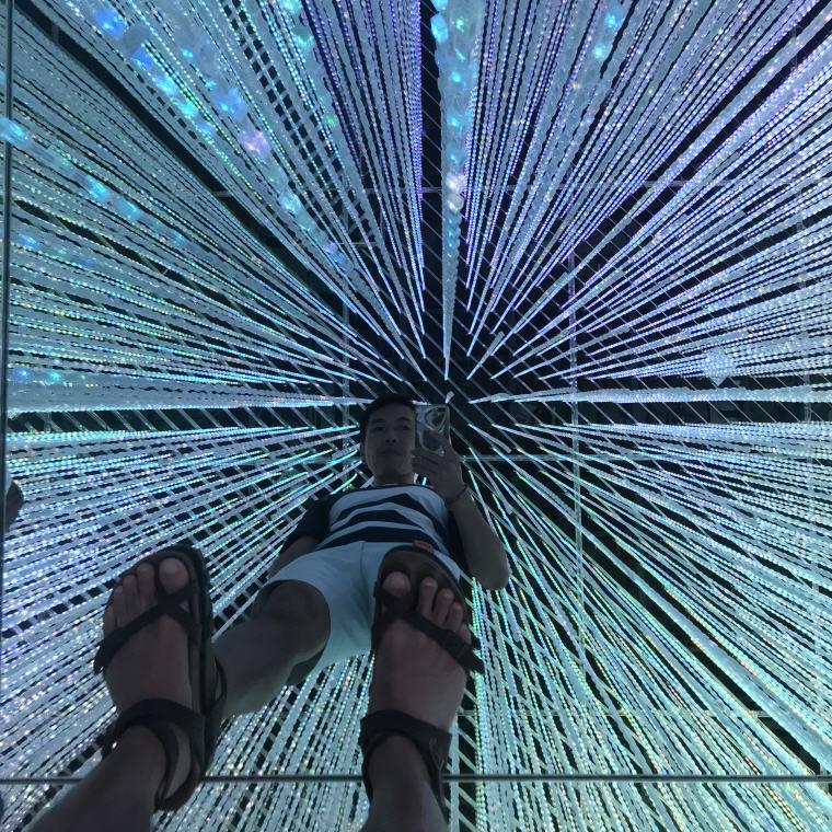 2 Digital Art Museum, 6 Days 5 Nights Osaka, Kyoto and Tokyo Trip Itinerary