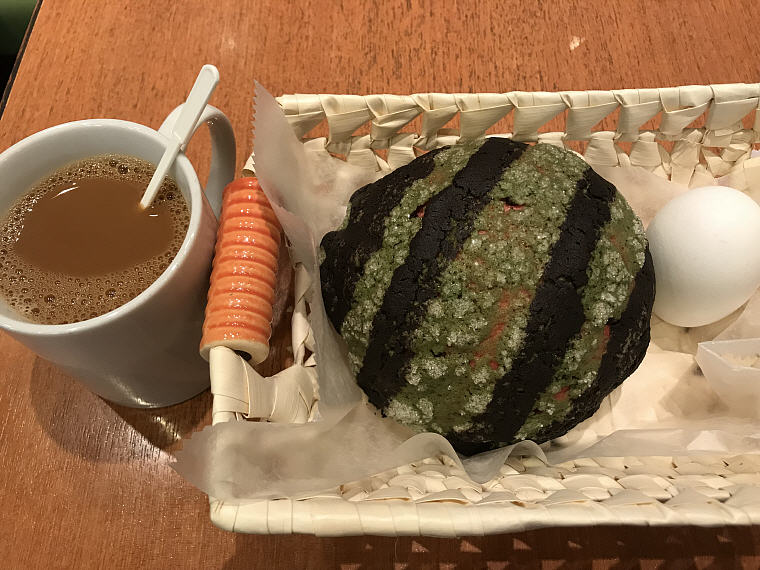 My simple breakfast, Day 4 of 6 Days 5 Nights Osaka, Kyoto and Tokyo Trip