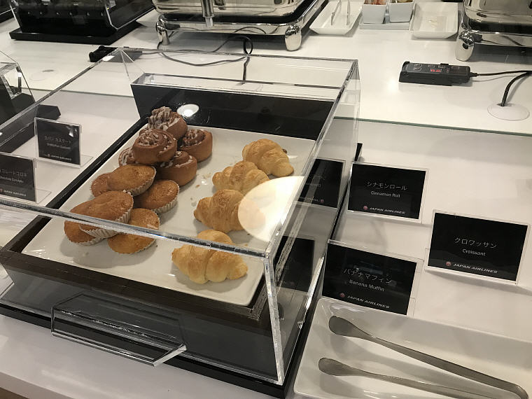 More Pastries, Sakura Lounge, Bangkok Suvarnabhumi Airport