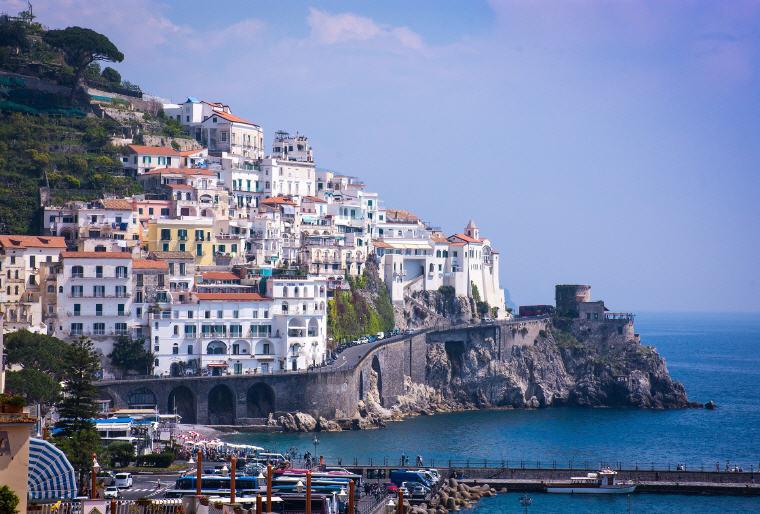 Amalfi Coast, Italy Road Trip, European Road Trip Guides