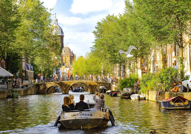 Amsterdam, Netherlands Road Trips, European Road Trip Guides