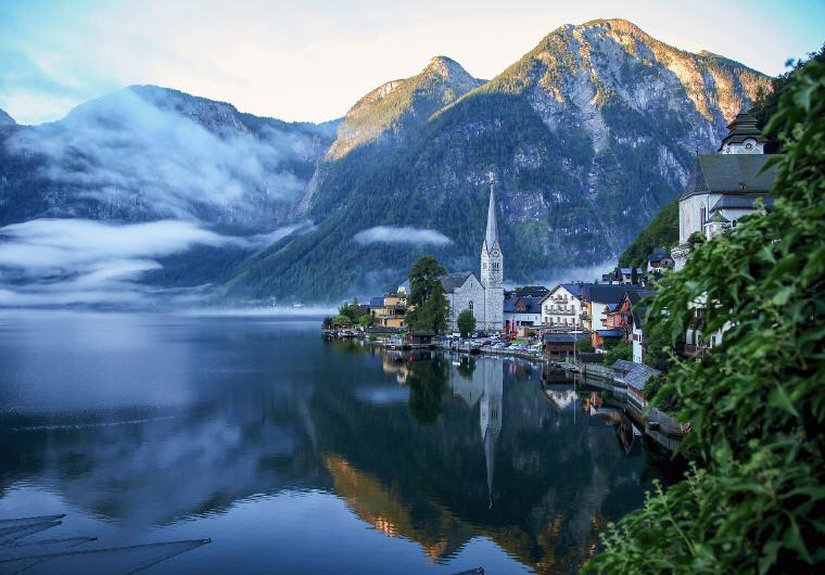 Hallstatt, Austria Road Trips, European Road Trip Guides