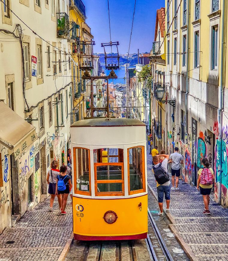 Lisbon, Portugal Road Trip Guides, 12 European Road Trip Guides – Drive to Discover Europe