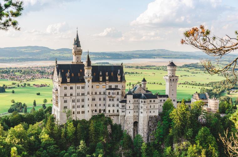 Neuschwanstein Castle, Germany Road Trip Guide, European Road Trip Guides