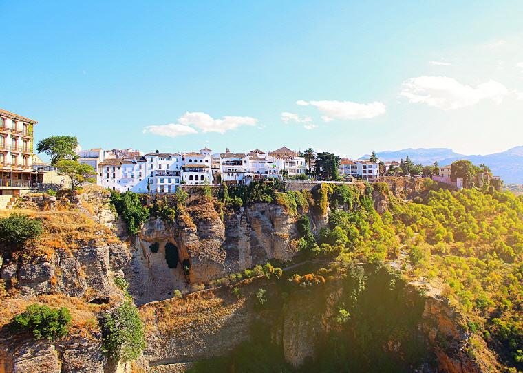 Ronda, El Tajo gorge, Andalusia, Spain Road Trip Guides, European Road Trip Guides